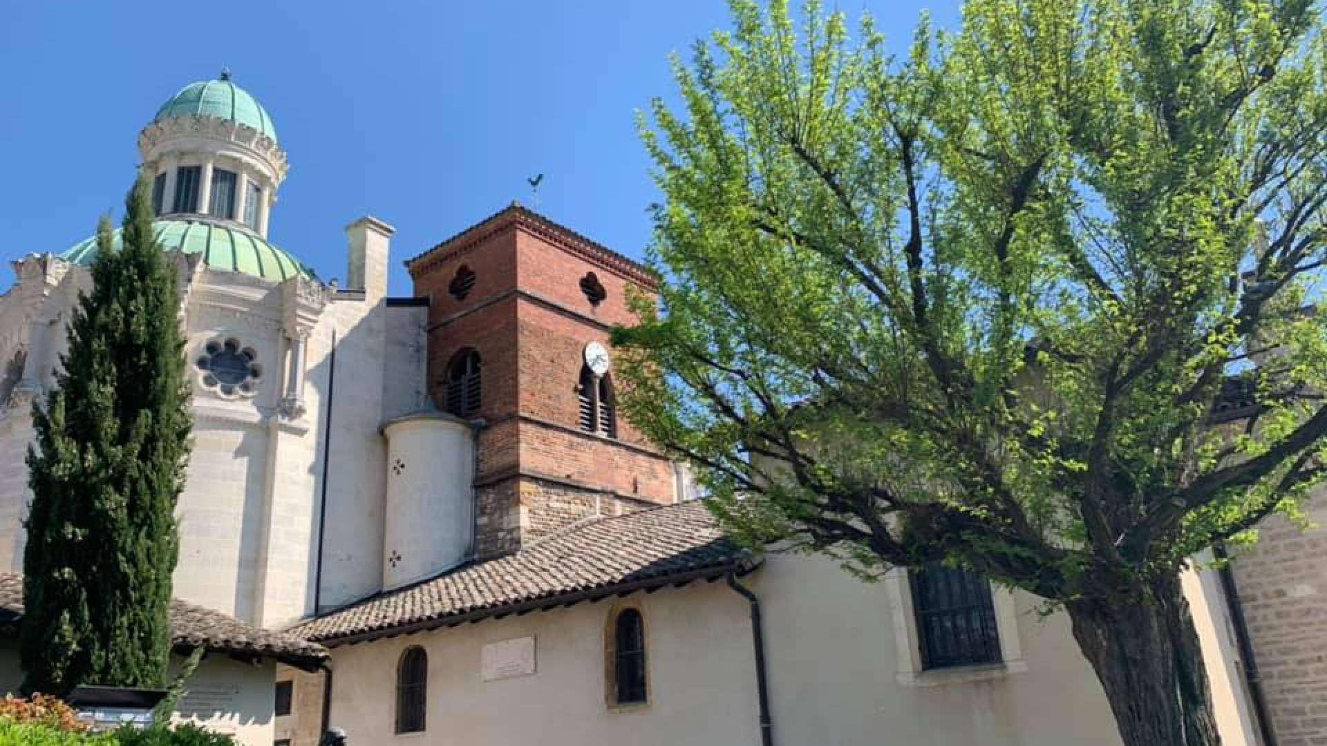 Clocher de la basilique