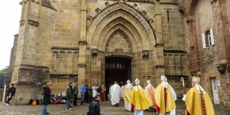 Pèlerinage à Souvigny