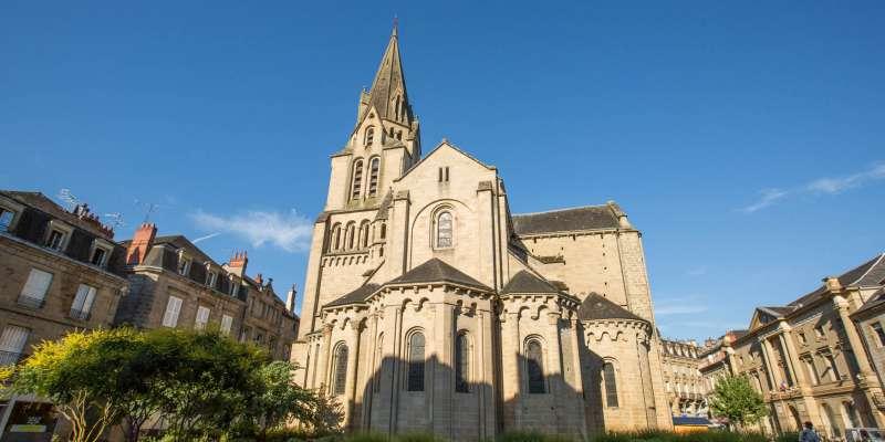 la collégiale Saint Martin de Brive