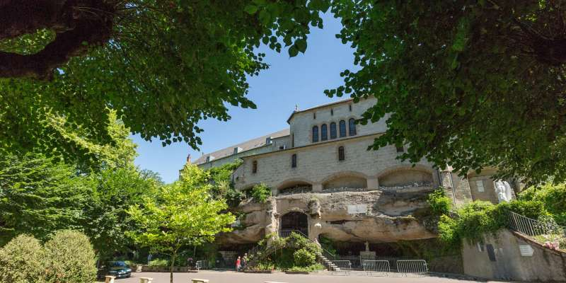 Les grottes de Saint-Antoine-de-Padoue