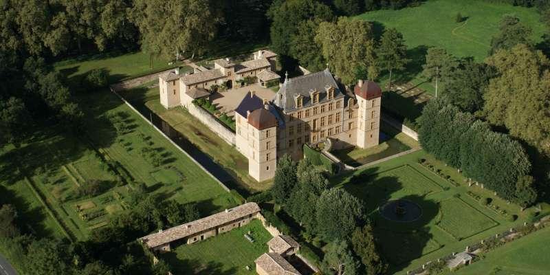 Fareins- Château de Fléchères