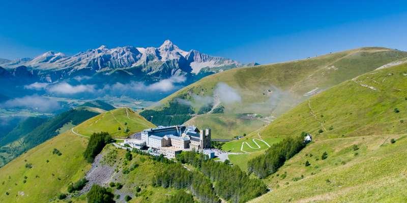 La Salette, un sanctuaire au milieu des montagnes