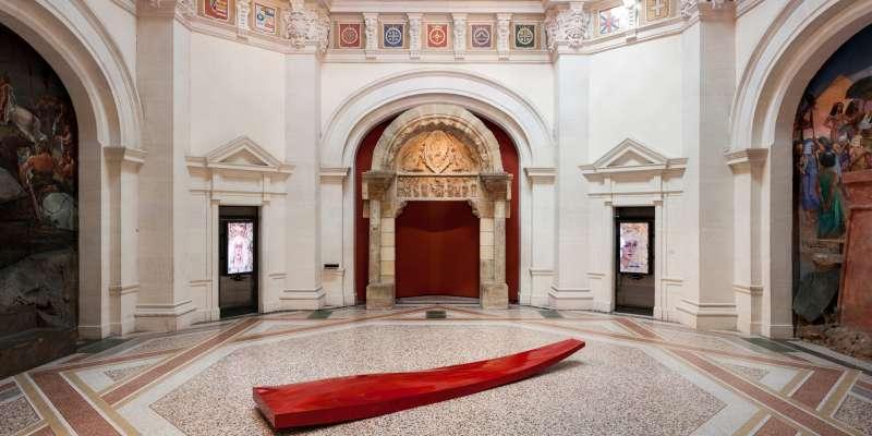 Salle Centrale du Musée du Hiéron - Paray-le-Monial