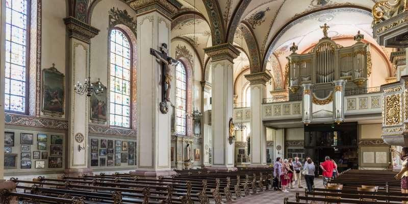 Basilique de Thierenbach
