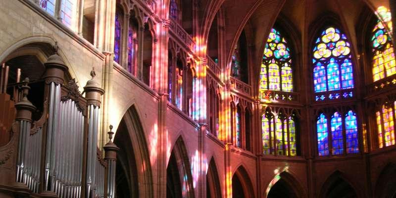 Vitraux de la Cathédrale de Nevers