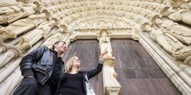 Visiter la cathédrale de Chartres,