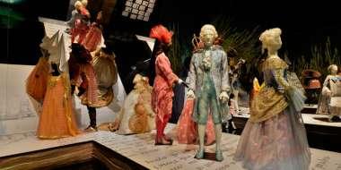 Le Centre national du costume de scène à Moulins