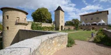 Château fort de Saint-Bernard
