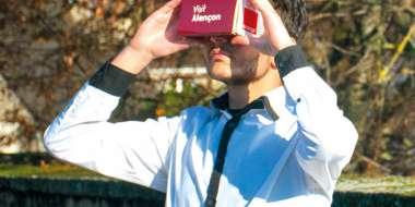 Alençon en réalité virtuelle