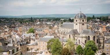 La Basilique Notre-Dame d'Alençon