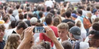foule aux concerts de Brive Festilval