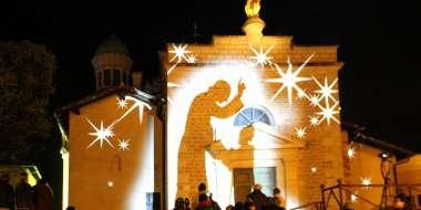 Illuminations du 8 décembre à Ars