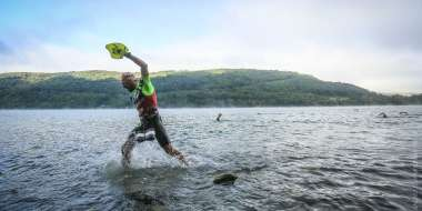 swimrunman en Matheysine