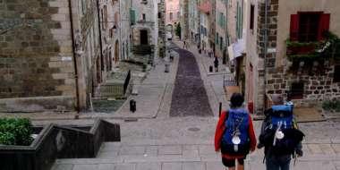 """Partir sur la """"Via Podiensis""""."""