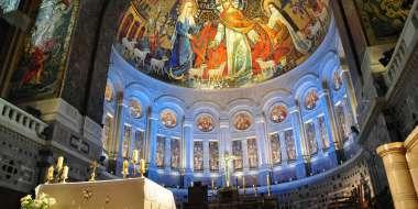 Pâques à la Basilique de Lisieux