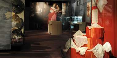 Le musée des Beaux-Arts et de la Dentelle