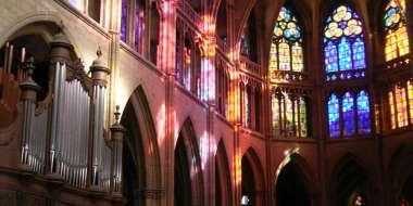 Visite de la Cathédrale Saint-Cyr-et-Sainte-Julitte
