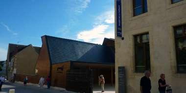 Le musée de la faïence et des Beaux-arts