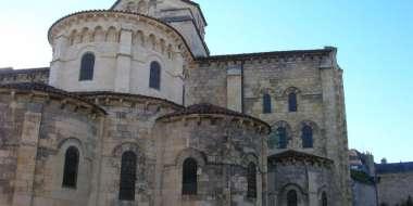 Découvrir l'église romane Saint-Etienne