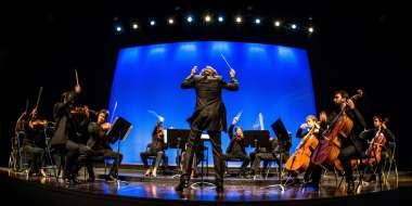 Orchestre aux nuits musicales de Corps