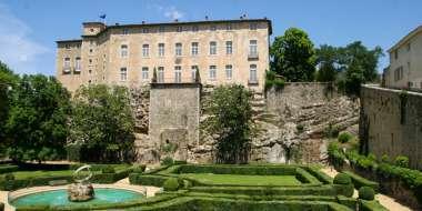 Le Château d'Entrecasteaux
