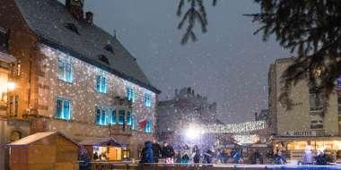Noël Bleu à Guebwiller