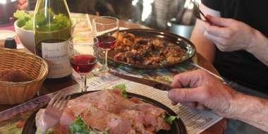 Découverte de la gastronomie bourguignonne