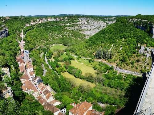 Un jour à Rocamadour !