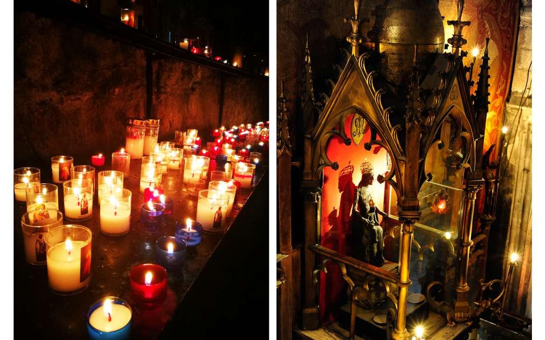 Chapelle Notre-Dame et Vierge Noire