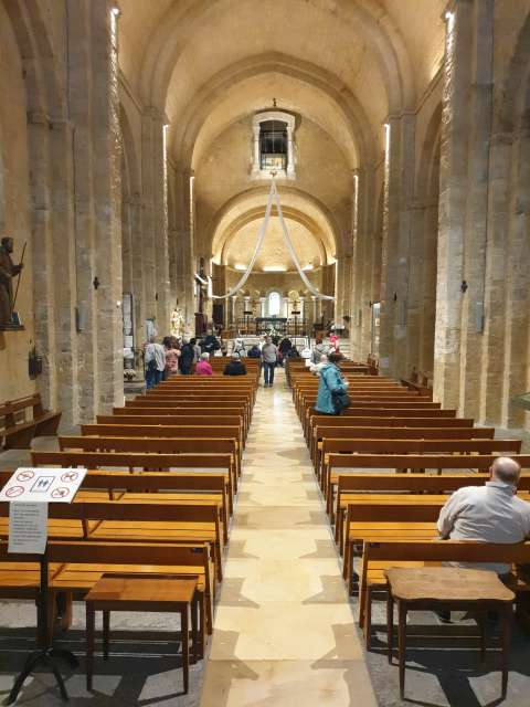 Eglise des Saintes Maries