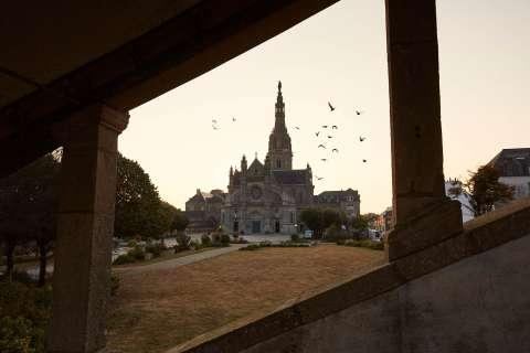 La basilique Sainte-Anne