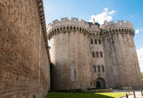 Le château d'Alençon