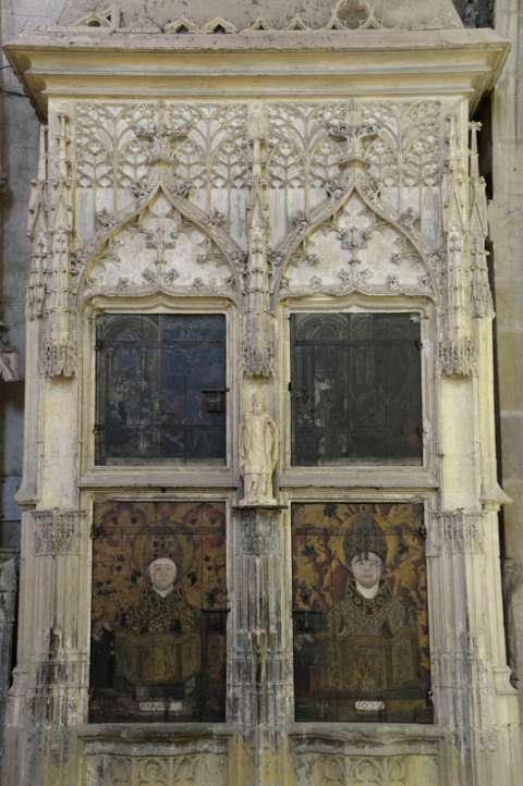 Armoire aux reliques - Souvigny