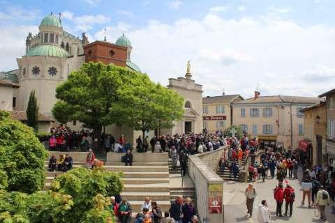 La fête du saint Curé d'Ars le 4 août