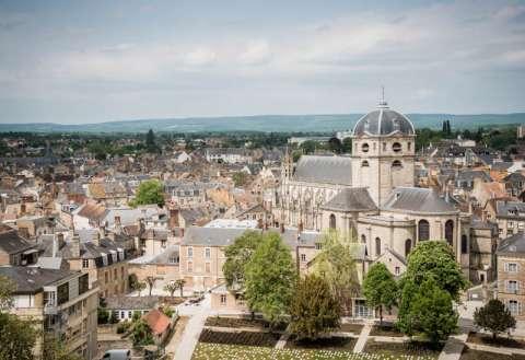 La Basilique d'Alençon