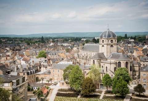 Basilique gothique d'Alençon