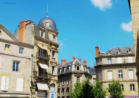 Hôtels particuliers du centre-ville de Brive
