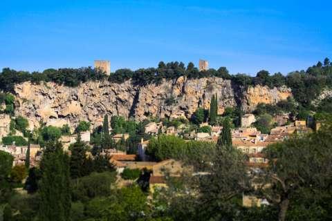 Cotignac in Provence