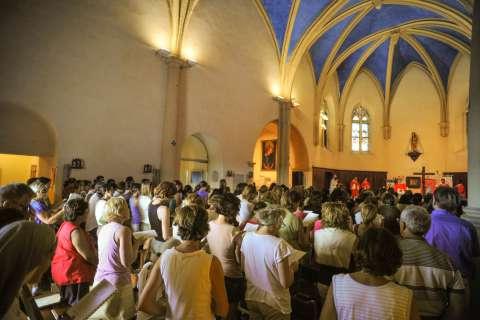 Messe à Cotignac