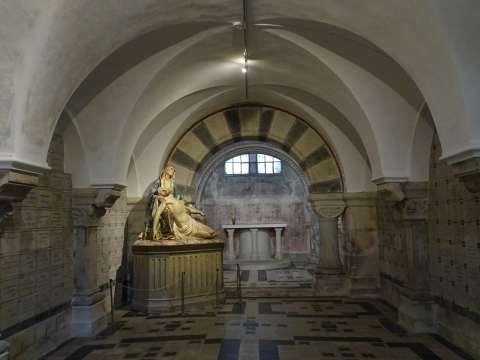 Crypte de la basilique