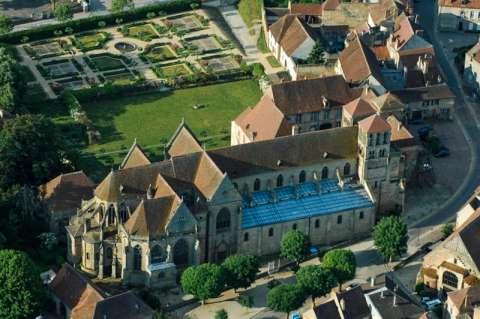 Ensemble Prieurale de Souvigny