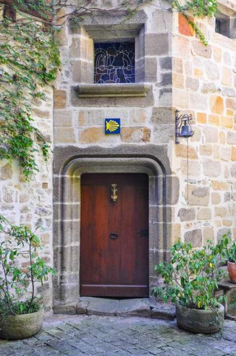 Facade médiévale