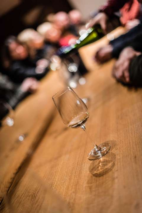 Guebwiller wine tasting