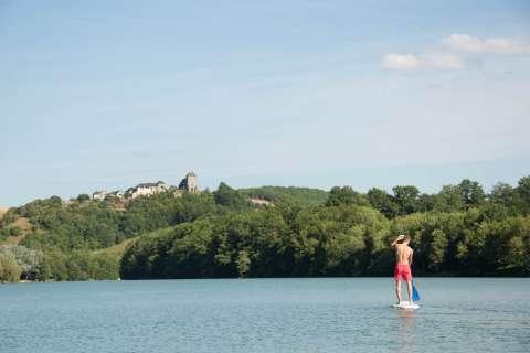 Le lac du Causse