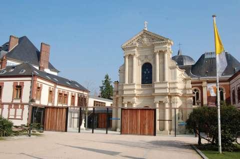 Le Carmel de Lisieux