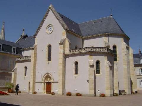 La Chapelle de Bernadette
