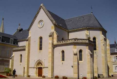 Chapelle de Bernadette