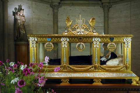 Shrine of Saint Bernadette