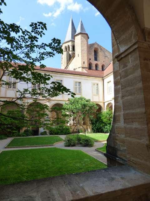 Cloitre de la basilique
