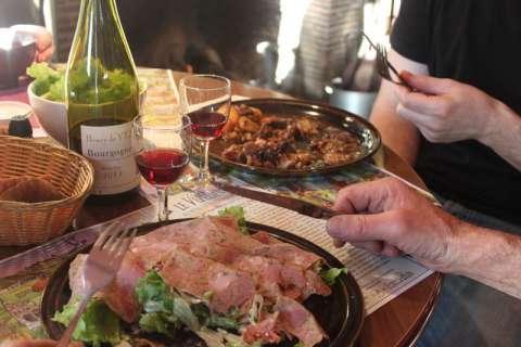 Le jambon persillé - Vézelay, Paray-Le-Monial